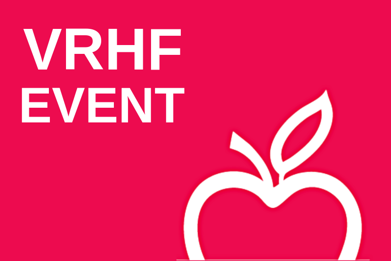 VRHF Event: BUCKET LIST: a vrhFUNdation event